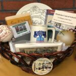 The community can vote for this theme basket to support the Manheim Historical Society